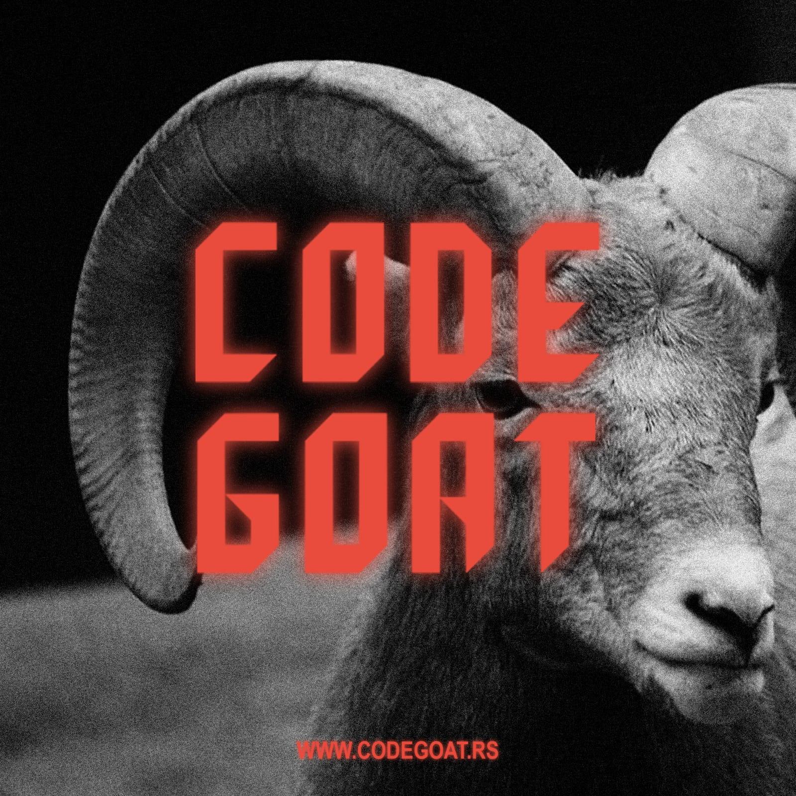 code goat kodiranje automobila