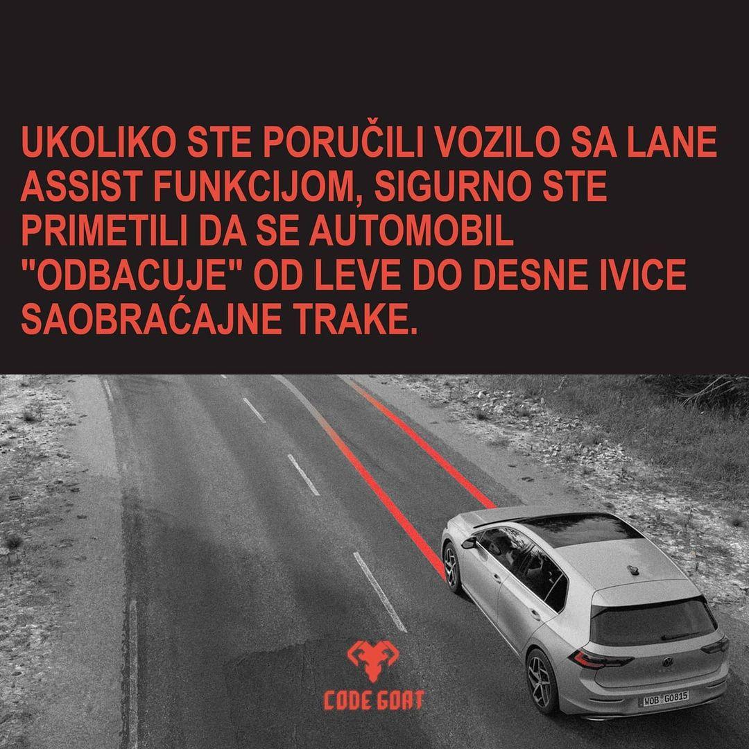 lane assist adaptive lane guidance