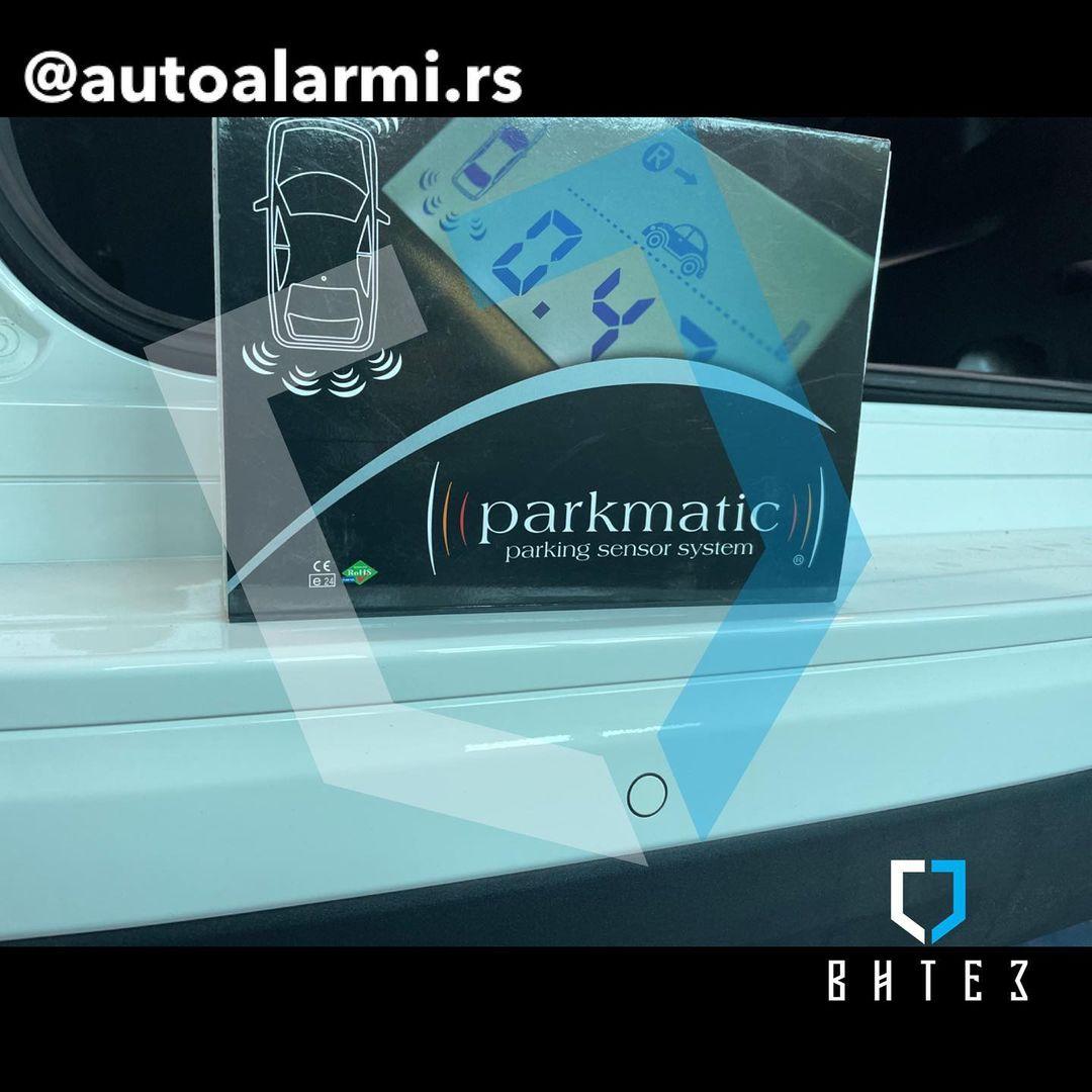 ugradnja parking senzora vitez